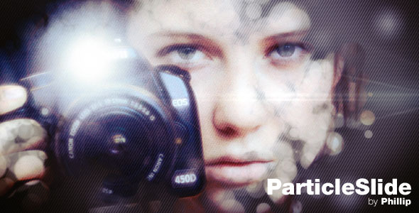 After Effects Project - VideoHive ParticleSlide 674636