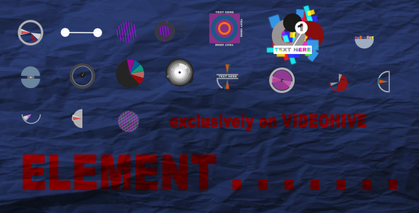 After Effects Project - VideoHive Element 675087