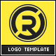 Racing Team - Letter R Logo Template - GraphicRiver Item for Sale