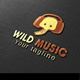 Wild Music Logo - GraphicRiver Item for Sale