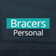 Bracers Personal - Minimal Blog Wordpress Theme - ThemeForest Item for Sale
