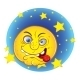Crazy Full Moon - GraphicRiver Item for Sale