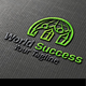 World Success Logo - GraphicRiver Item for Sale