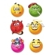 Set of Batch Emotions Smiles - GraphicRiver Item for Sale