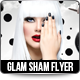 Glam Sham Party Flyer - GraphicRiver Item for Sale