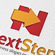 Next Step N Letter Logo - GraphicRiver Item for Sale