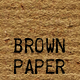 Brown Paper Laid - Ribbed Recycled Paper - GraphicRiver Item for Sale