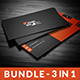Creative Business Cards Bundle Vol.1 - GraphicRiver Item for Sale