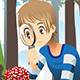 Boy with Magnifying Glass - GraphicRiver Item for Sale