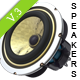 21HD Advanced Speaker Renders V3 - GraphicRiver Item for Sale