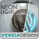Neon Lamp Light Reveal - VideoHive Item for Sale