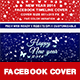New Year 2014 Facebook Timeline Cover - GraphicRiver Item for Sale