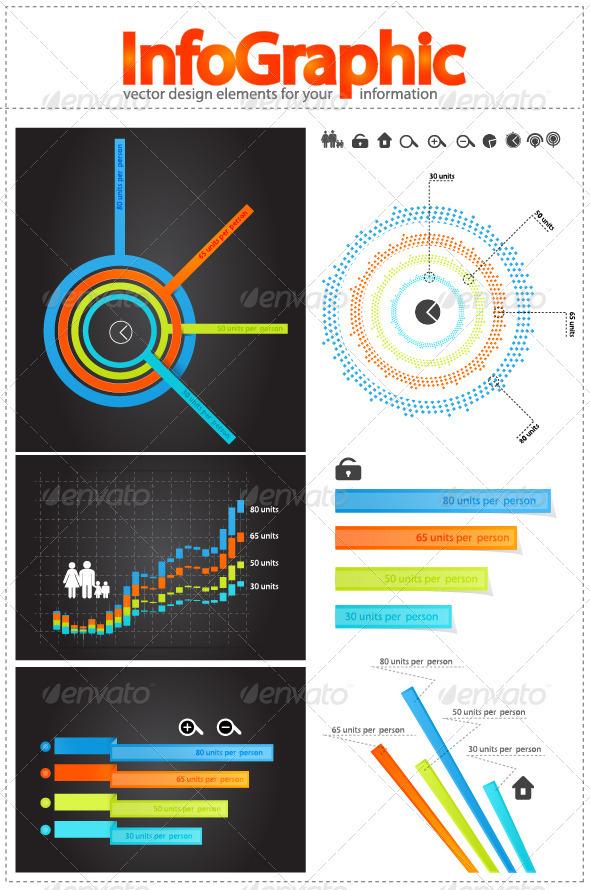 GraphicRiver Infographic elements 678691