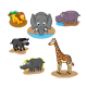 African Animal - GraphicRiver Item for Sale