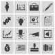 Vector Black Business Icons Set - GraphicRiver Item for Sale