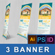 Real Estate Business Banner | Volume 7 - GraphicRiver Item for Sale