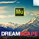 DreamScape Muse Template - ThemeForest Item for Sale
