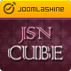 JSN Cube - Joomla Fashion Responsive Template - ThemeForest Item for Sale
