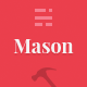 Mason: A Responsive Masonry Style Ghost Theme - ThemeForest Item for Sale