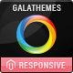 Responsive Magento Theme - Gala RainBow - ThemeForest Item for Sale