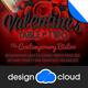 Valentine Dinner, Party and Event Flyer - GraphicRiver Item for Sale