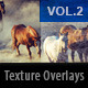 22 High Resolution Texture Overlays Vol.2 - GraphicRiver Item for Sale