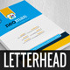 NeoMan_Corporate Letterhead Print Template Design - GraphicRiver Item for Sale