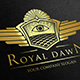 Royal Dawn - Logo & Emblem Template - GraphicRiver Item for Sale