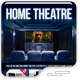 Home Theatre Advert - GraphicRiver Item for Sale