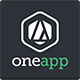 OneApp - Flat One-page App Template - ThemeForest Item for Sale