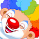 Clown with Flowers - GraphicRiver Item for Sale