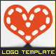 Love Clip - Logo Template - GraphicRiver Item for Sale