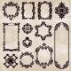 Vintage Typographic Element Collecton - GraphicRiver Item for Sale