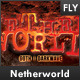 Netherworld Flyer - GraphicRiver Item for Sale