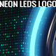 Neon Logo With LED - Element 3D - VideoHive Item for Sale