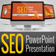 SEO Services PowerPoint Presentation Templates - GraphicRiver Item for Sale