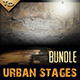 Various Urban Stages Bundle - GraphicRiver Item for Sale