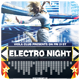 Electro Night - Flyer [Vol.5] - GraphicRiver Item for Sale