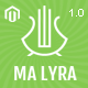 Lyra - Responsive Magento Theme - ThemeForest Item for Sale
