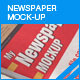 MyNewspaper Mock-up - GraphicRiver Item for Sale