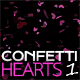 Confetti Hearts - VideoHive Item for Sale