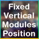 Fixed Vertical Modules Position for Joomla - CodeCanyon Item for Sale