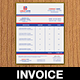Simple Invoice Template - GraphicRiver Item for Sale