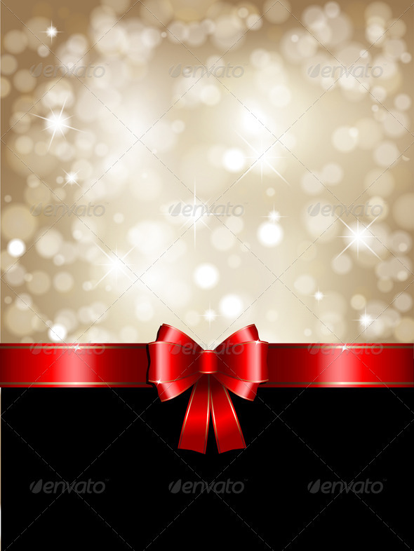 GraphicRiver Christmas background 683722