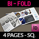 Company Brochure Bi-Fold Template Vol.15 - GraphicRiver Item for Sale