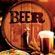 "Template Menu Design and Poster ""Beer Pub"" - GraphicRiver Item for Sale"