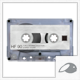 ISOLATED RETRO TAPE CASSETTE - GraphicRiver Item for Sale