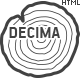 Decima eCommerce HTML Template - ThemeForest Item for Sale