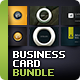 Business Card Bundle Vol. 1-2-3 - GraphicRiver Item for Sale