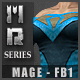 Mage - MR series Fem Base 1 - 3DOcean Item for Sale